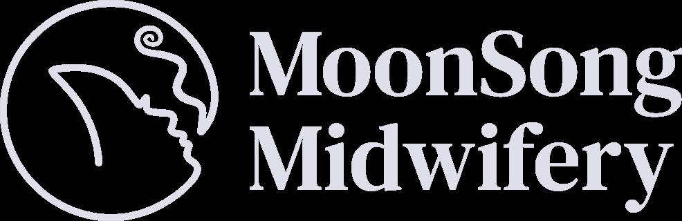 MoonSong Midwifery Logo